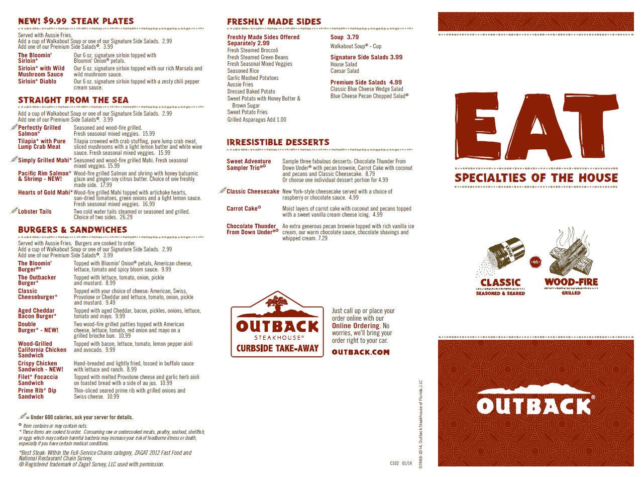 outback steakhouse value chain analysis Answer to see if you can identify the value chain relationships that make the businesses of the the value chain outback steakhouse.